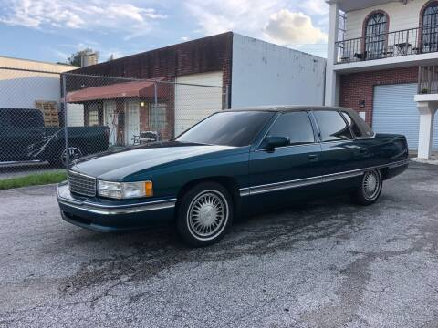 1994 Cadillac DeVille for sale at Florida Cool Cars in Fort Lauderdale FL