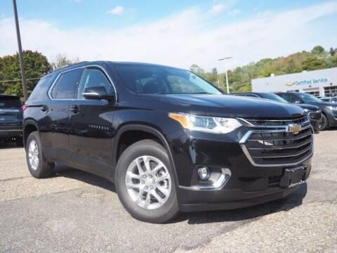 2020 Chevrolet Traverse for sale at Mirak Hyundai in Arlington MA