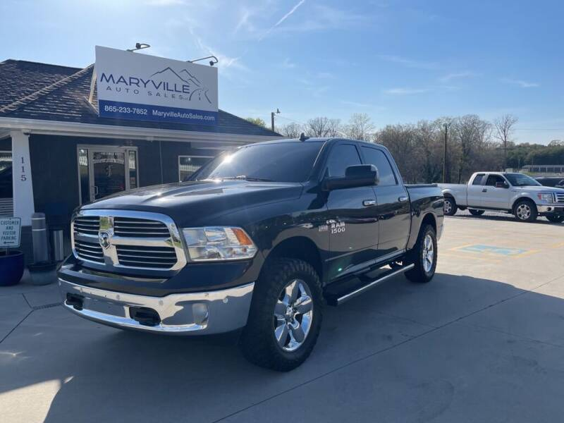 2016 RAM Ram Pickup 1500 for sale at Maryville Auto Sales in Maryville TN