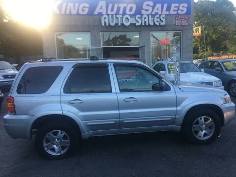 2006 Ford Escape for sale at King Auto Sales INC in Medford NY