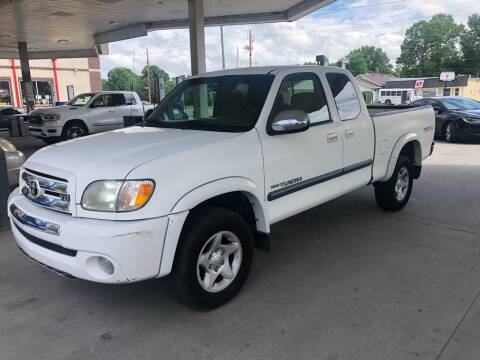 2003 Toyota Tundra for sale at JE Auto Sales LLC in Indianapolis IN