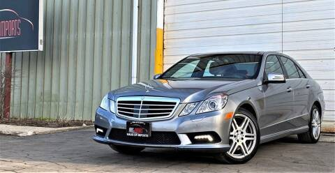 2010 Mercedes-Benz E-Class for sale at Haus of Imports in Lemont IL