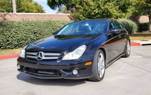 2011 Mercedes-Benz CLS for sale at International Auto Sales in Garland TX