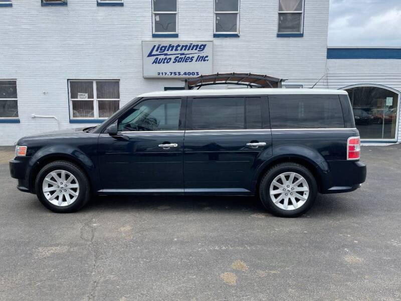 2009 Ford Flex for sale at Lightning Auto Sales in Springfield IL