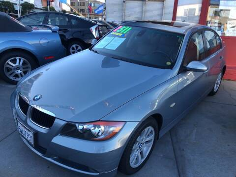 2006 BMW 3 Series for sale at Excelsior Motors , Inc in San Francisco CA