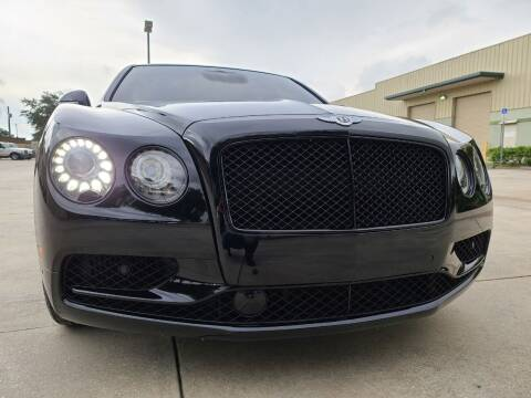 2017 Bentley Flying Spur for sale at Monaco Motor Group in Orlando FL