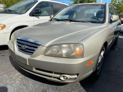 2005 Hyundai Elantra for sale at KD's Auto Sales in Pompano Beach FL