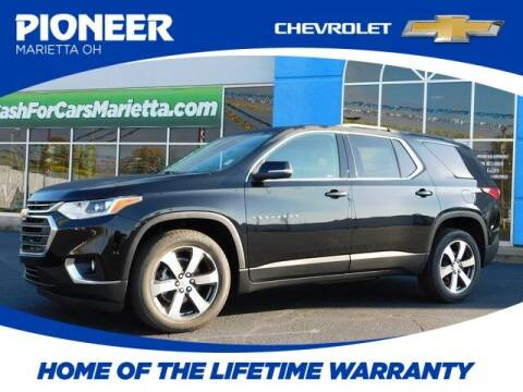 2021 Chevrolet Traverse for sale at Pioneer Family preowned autos in Williamstown WV