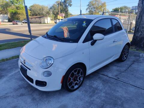 2012 FIAT 500 for sale at Advance Import in Tampa FL