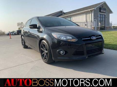2014 Ford Focus for sale at Auto Boss in Woodscross UT