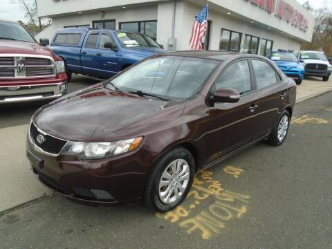 2010 Kia Forte for sale at Island Auto Buyers in West Babylon NY