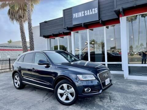 2013 Audi Q5 Hybrid for sale at Prime Sales in Huntington Beach CA