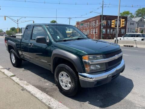2004 Chevrolet Colorado for sale at G1 AUTO SALES II in Elizabeth NJ