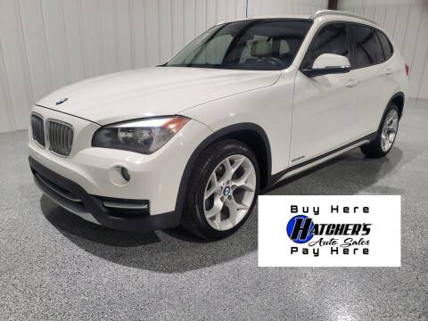 2014 BMW X1 for sale at Hatcher's Auto Sales, LLC - Buy Here Pay Here in Campbellsville KY