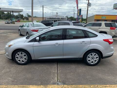 2012 Ford Focus for sale at Uncle Ronnie's Auto LLC in Houma LA