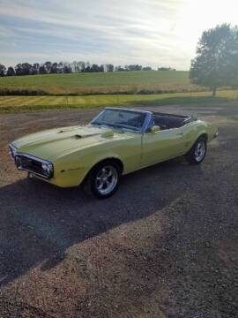 1967 Pontiac Firebird for sale at Classic Car Deals in Cadillac MI