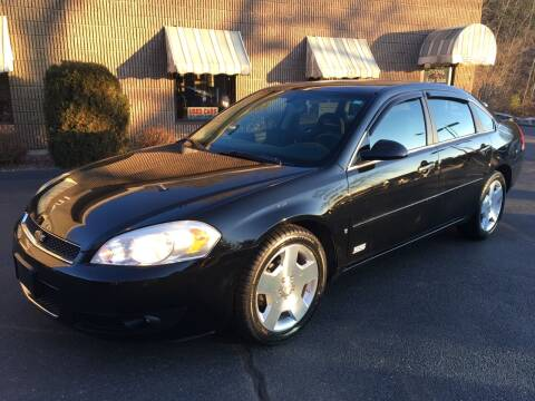 2006 Chevrolet Impala for sale at Depot Auto Sales Inc in Palmer MA