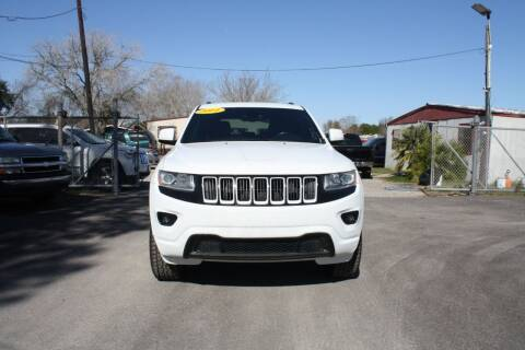 2014 Jeep Grand Cherokee for sale at Fabela's Auto Sales Inc. in Dickinson TX