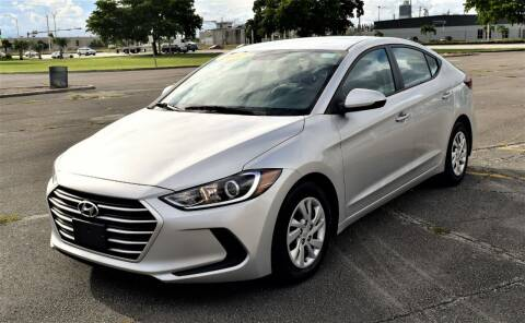 2017 Hyundai Elantra for sale at Ven-Usa Autosales Inc in Miami FL