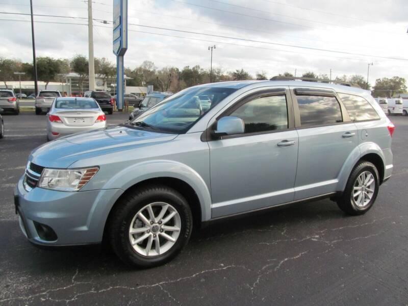 2013 Dodge Journey for sale at Blue Book Cars in Sanford FL