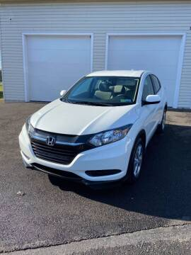 2018 Honda HR-V for sale at Interstate Fleet Inc. Auto Sales in Colmar PA