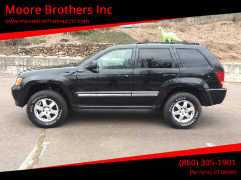 2010 Jeep Grand Cherokee for sale at Moore Brothers Inc in Portland CT