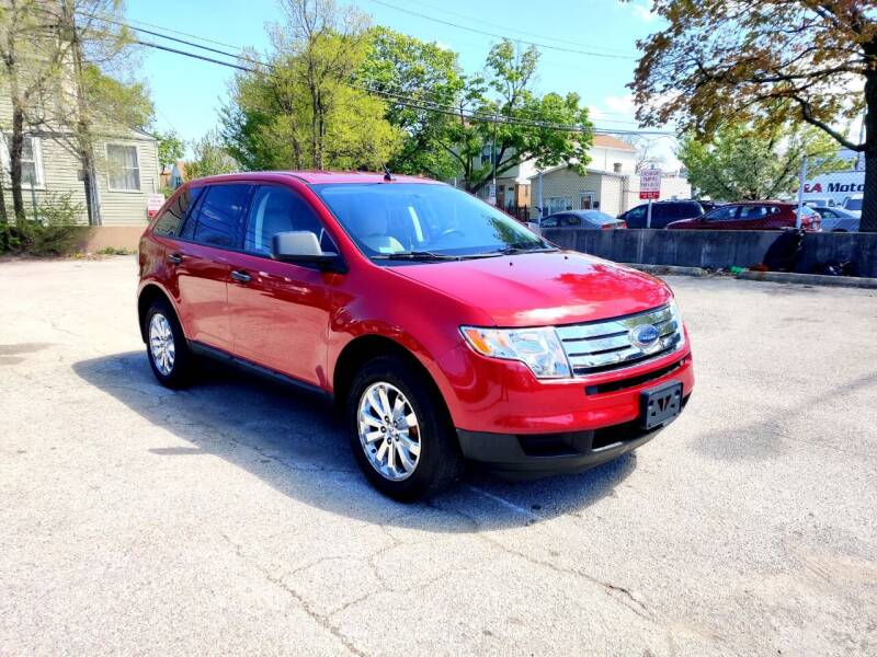 2008 Ford Edge for sale at D & A Motor Sales in Chicago IL