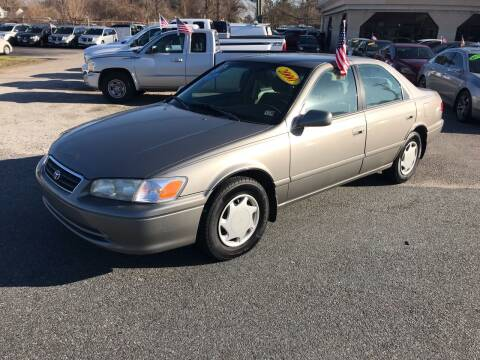 2000 Toyota Camry for sale at Mega Autosports in Chesapeake VA