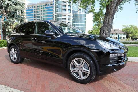 2014 Porsche Cayenne for sale at Choice Auto in Fort Lauderdale FL