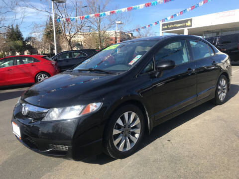 2011 Honda Civic for sale at Autos Wholesale in Hayward CA