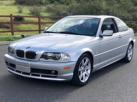 2002 BMW 3 Series for sale at JENIN MOTORS in Hayward CA