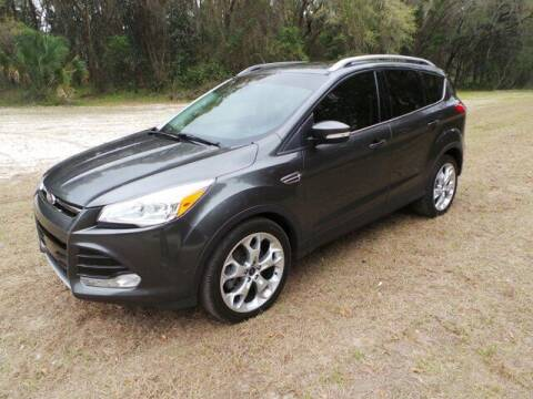 2015 Ford Escape for sale at TIMBERLAND FORD in Perry FL