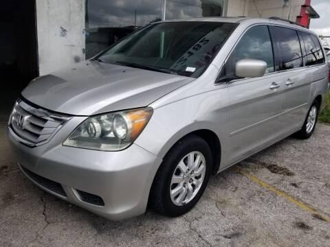 2008 Honda Odyssey for sale at Fantasy Motors Inc. in Orlando FL
