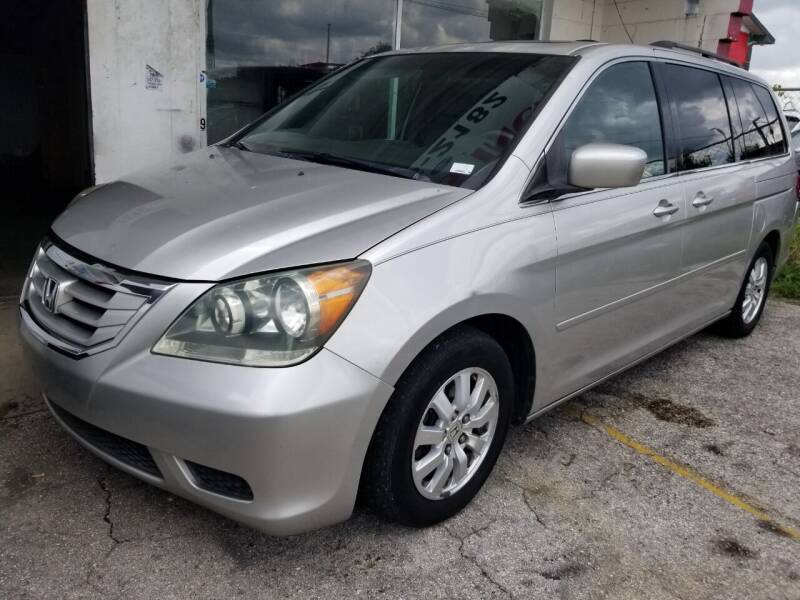 2008 Honda Odyssey for sale at Fantasy Motors Inc. in Orlando FL