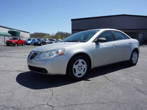 2008 Pontiac G6 for sale at CHAPARRAL USED CARS in Piney Flats TN