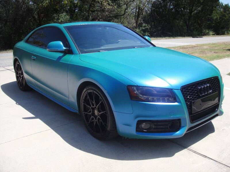 2009 Audi A5 for sale at Coleman Auto Group in Austin TX