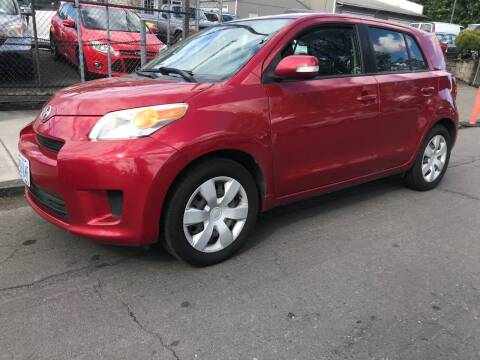 2008 Scion xD for sale at Chuck Wise Motors in Portland OR