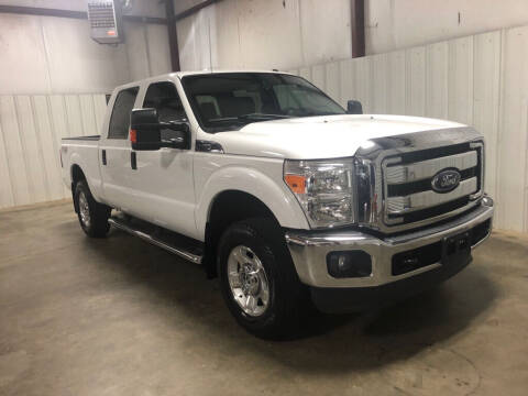 2016 Ford F-250 Super Duty for sale at Matt Jones Motorsports in Cartersville GA