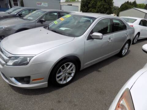 2012 Ford Fusion for sale at Pro-Motion Motor Co in Lincolnton NC