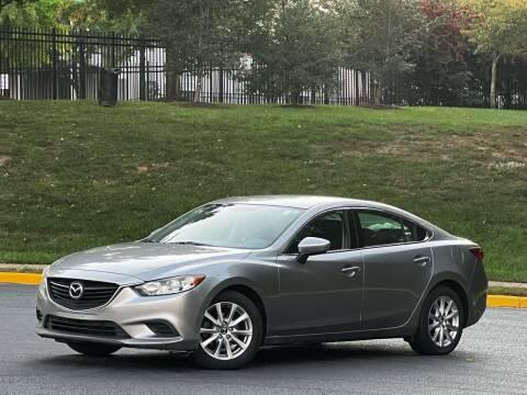 2014 Mazda MAZDA6 for sale at Diamond Automobile Exchange in Woodbridge VA