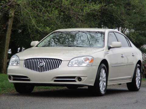 2011 Buick Lucerne for sale at Loudoun Used Cars in Leesburg VA