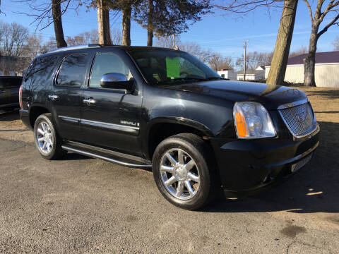 2007 GMC Yukon for sale at Antique Motors in Plymouth IN
