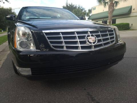 2007 Cadillac DTS for sale at Monaco Motor Group in Orlando FL
