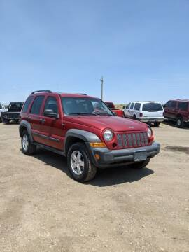 2006 Jeep Liberty for sale at HORSEPOWER AUTO BROKERS in Fort Collins CO