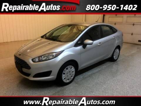 2018 Ford Fiesta for sale at Ken's Auto in Strasburg ND