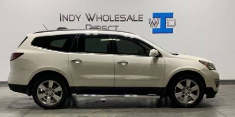 2015 Chevrolet Traverse for sale at Indy Wholesale Direct in Carmel IN