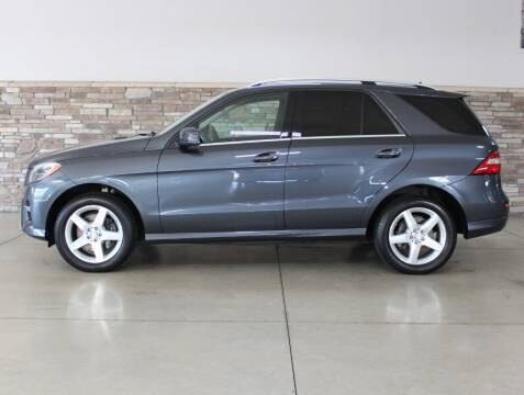 2015 Mercedes-Benz M-Class for sale at Bud & Doug Walters Auto Sales in Kalamazoo MI