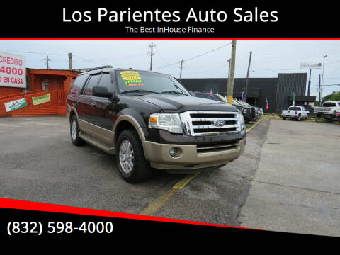 2013 Ford Expedition for sale at Los Parientes Auto Sales in Houston TX
