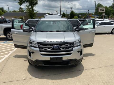 2018 Ford Explorer for sale at A & K Auto Sales in Mauldin SC