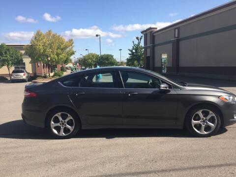 2016 Ford Fusion for sale at Ron's Auto Sales (DBA Select Automotive) in Lebanon TN